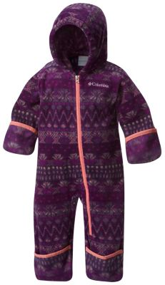 5668cb09a Baby Snowtop II Fleece Bunting Hooded Suit – Infant