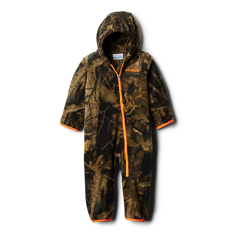 f093529e0 Baby Snowtop II Fleece Bunting Hooded Suit – Infant | Columbia.com