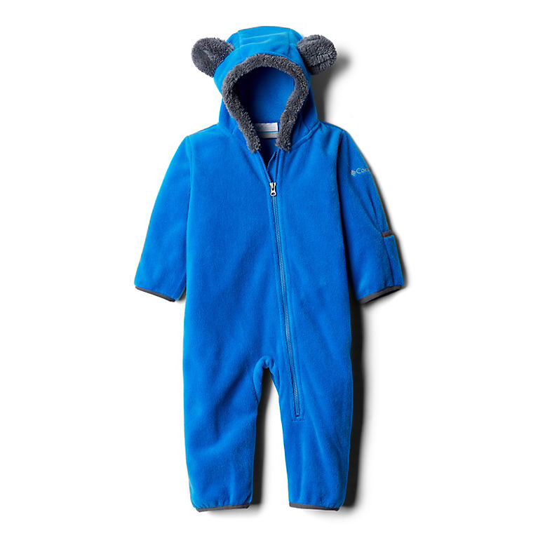 6789c5bf610b Baby Tiny Bear Fleece Bunting Hooded Suit – Infant