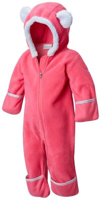 e05ed921 Baby Tiny Bear Fleece Bunting Hooded Suit – Infant | Columbia.com