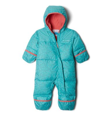 b80ae74e7 Baby Snuggly Bunny Down Bunting Hooded Suit – Infant | Columbia.com