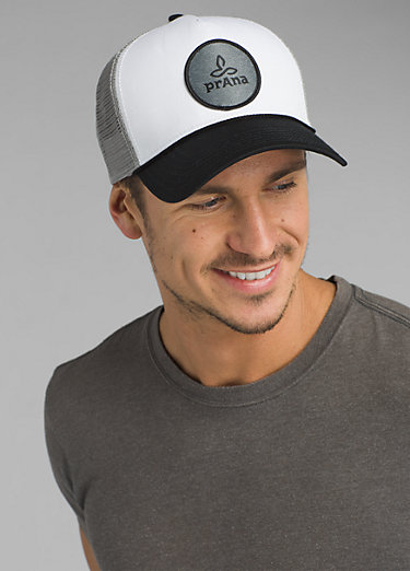 Patch Logo Trucker Hat