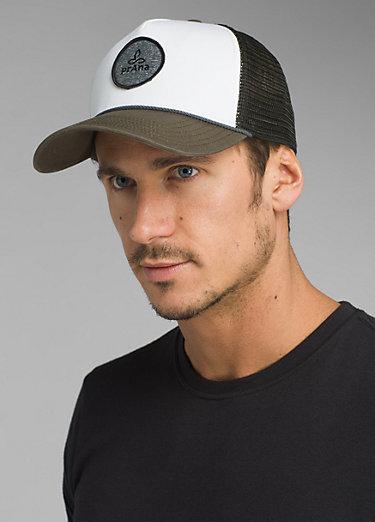 Patch Logo Trucker Hat
