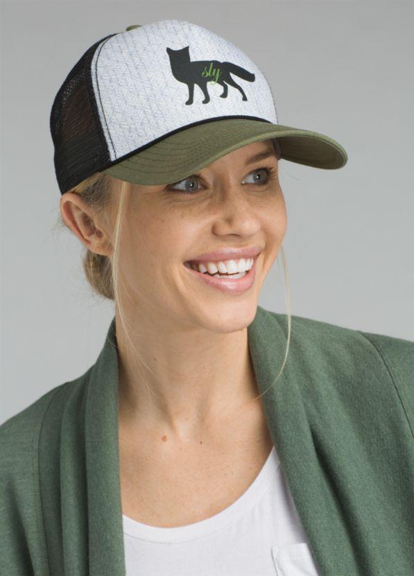 Women's Journeyman Trucker Hat Women's Journeyman Trucker Hat, Sly Fox