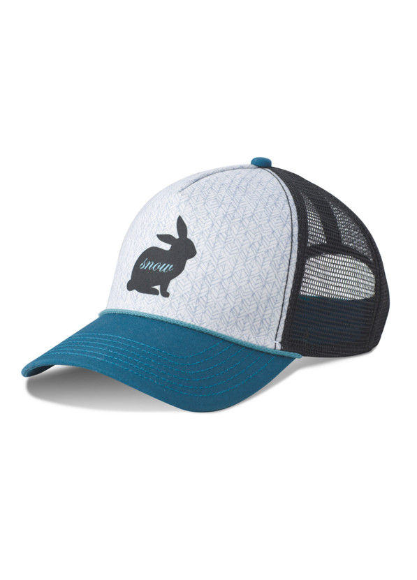 Women's Journeyman Trucker Hat Women's Journeyman Trucker Hat, Snow Bunny