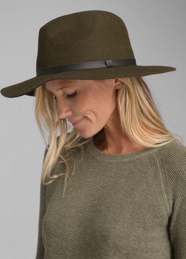 Dakoda Wool Hat Dakoda Wool Hat, Cargo Green