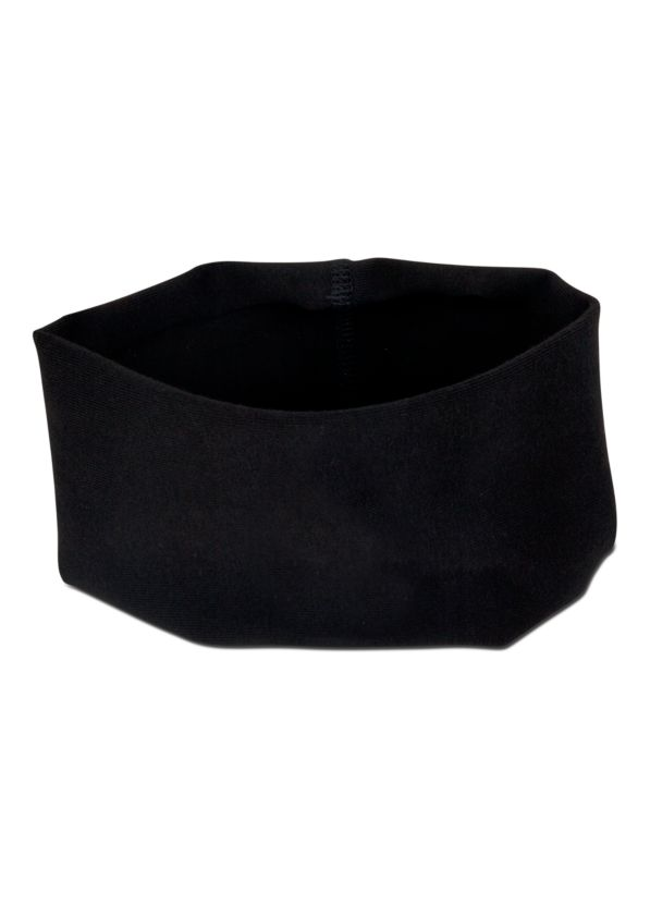 Organic Headband Organic Headband, Black
