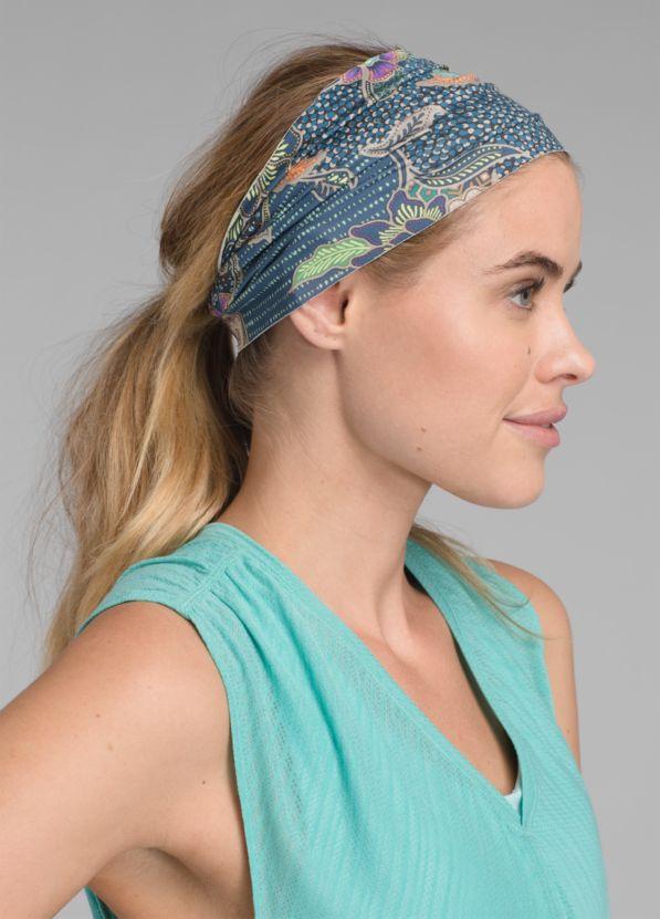 Large Headband Large Headband, Blue Anchor Kona