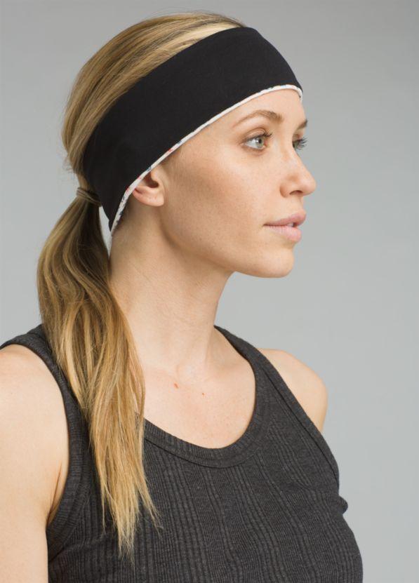 Reversible Headband Reversible Headband, Bone Alaska