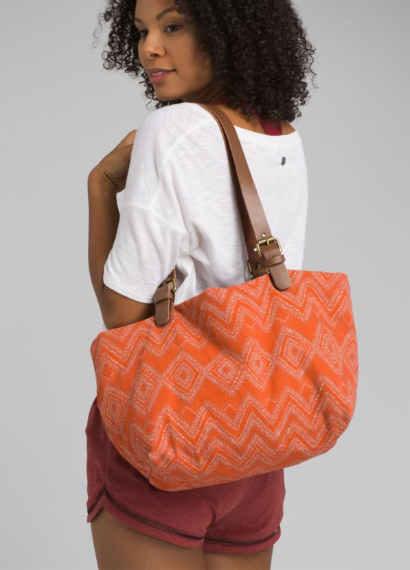 Slouch Tote Slouch Tote, Monarch Sizzle
