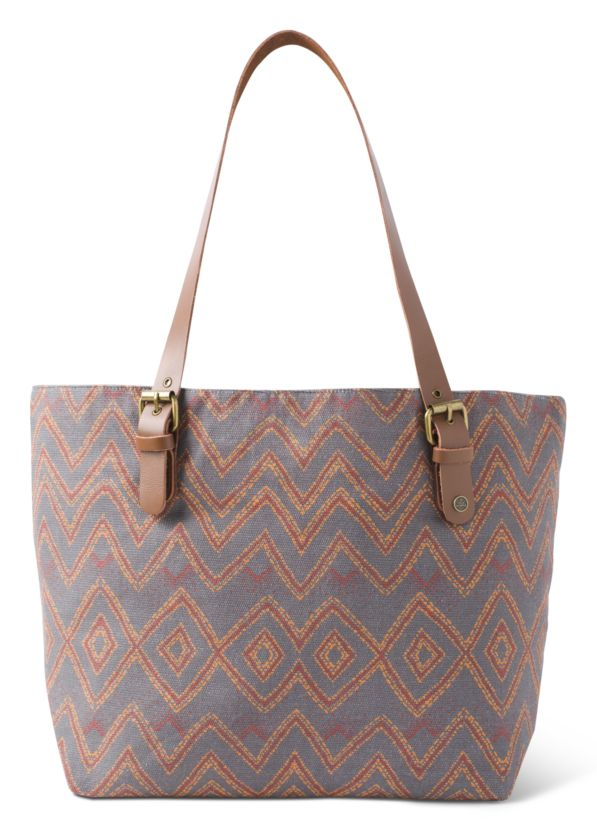 Slouch Tote Slouch Tote, Rusted Roof Sizzle