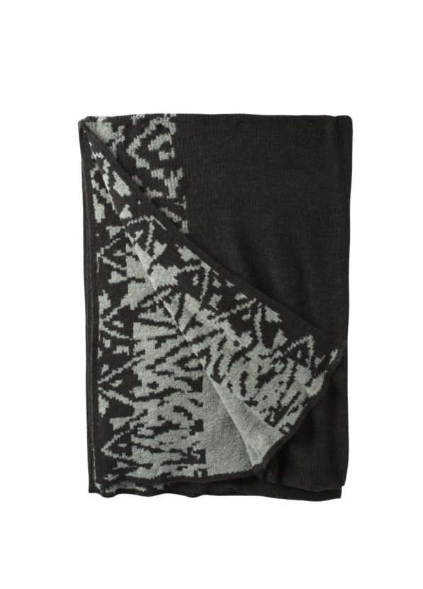 Alberta Blanket Alberta Blanket, Black