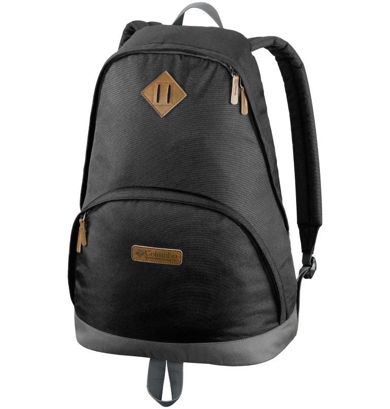 Classic Outdoor™ 20L Daypack | 010 | O/S Sac À Dos 20L Classic Outdoor™ Unisexe, Black, Graphite, front