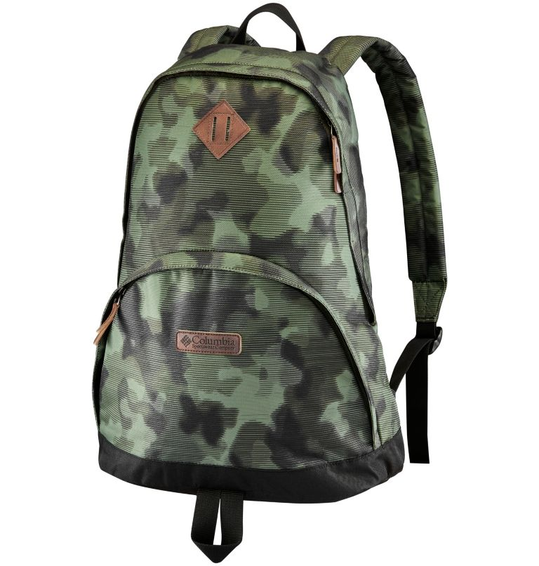 Classic Outdoor™ 20L Daypack | 214 | O/S Unisex Classic Outdoor™ 20L Daypack, Peatmoss Lined Camo Print, front