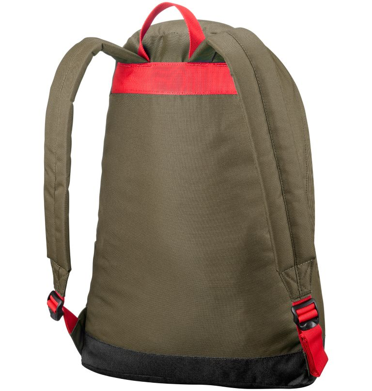 Classic Outdoor™ 20L Daypack | 258 | O/S Sac À Dos 20L Classic Outdoor™ Unisexe, Delta Heather, Mountain Red, back