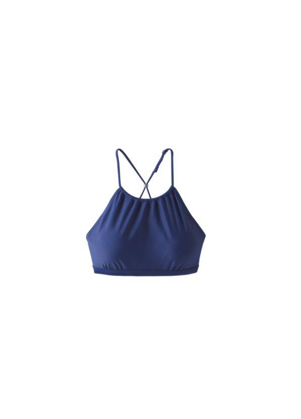 Brina Halter Bikini Top Brina Halter Bikini Top, Blue Anchor