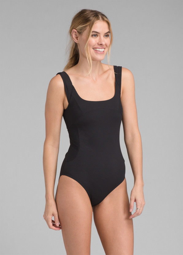 Loren Ribbed One Piece Swimsuit Loren Ribbed One Piece Swimsuit