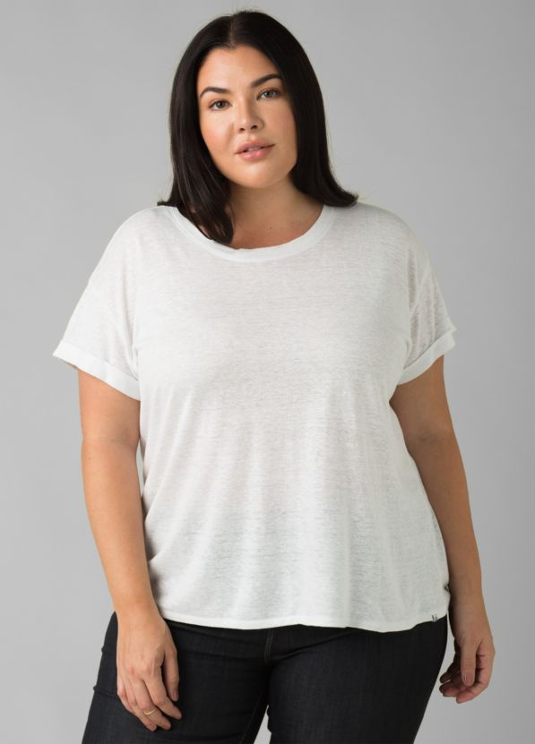 5050bda15 Cozy Up T-Shirt Plus | Plus Sized Women's Top | prAna