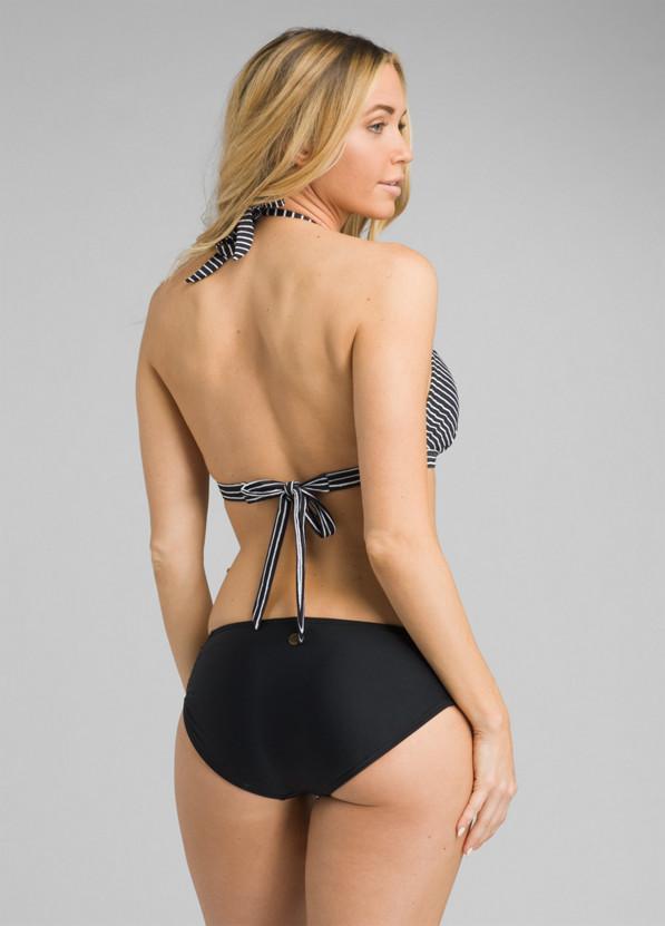 Lahari D/DD-Cup Halter Bikini Top Lahari D/DD-Cup Halter Bikini Top, Black Stripe