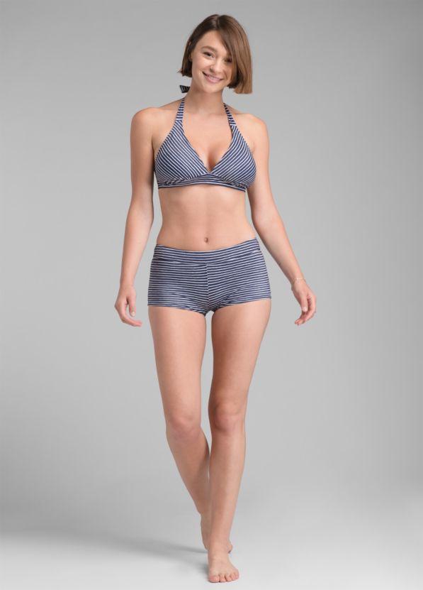 Lahari D/DD-Cup Halter Bikini Top Lahari D/DD-Cup Halter Bikini Top, Blue Anchor Stripe