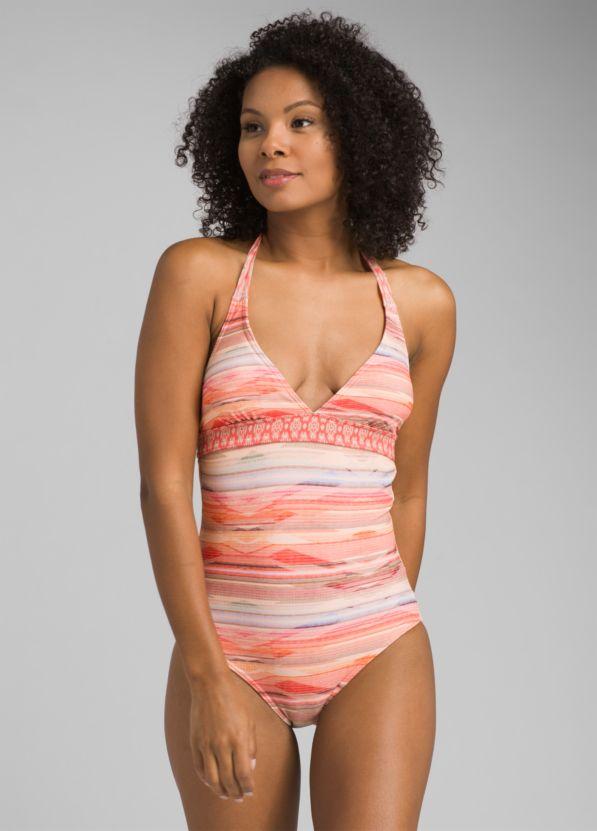 fbc901ef148 Lahari Halter One Piece Swimsuit | prAna
