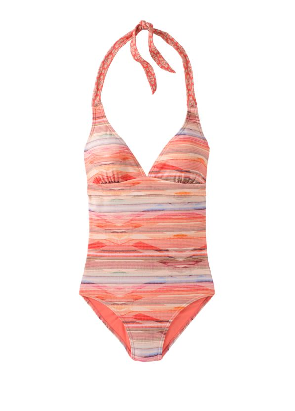 328de1a1ce Lahari Halter One Piece Swimsuit | prAna