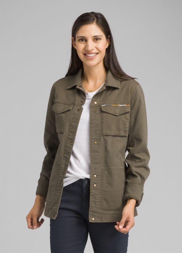 Pennington Jacket Pennington Jacket, Cargo Green