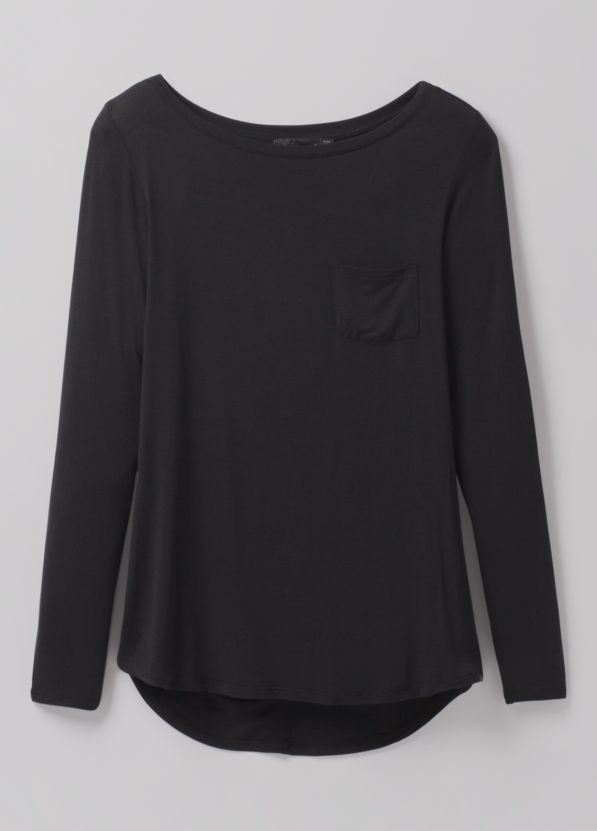 Foundation Long Sleeve Tunic Foundation Long Sleeve Tunic