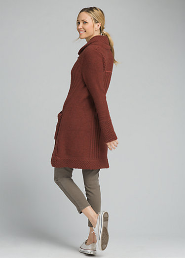 Elsin Sweater Coat