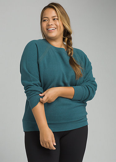 Cozy Up Sweatshirt Plus