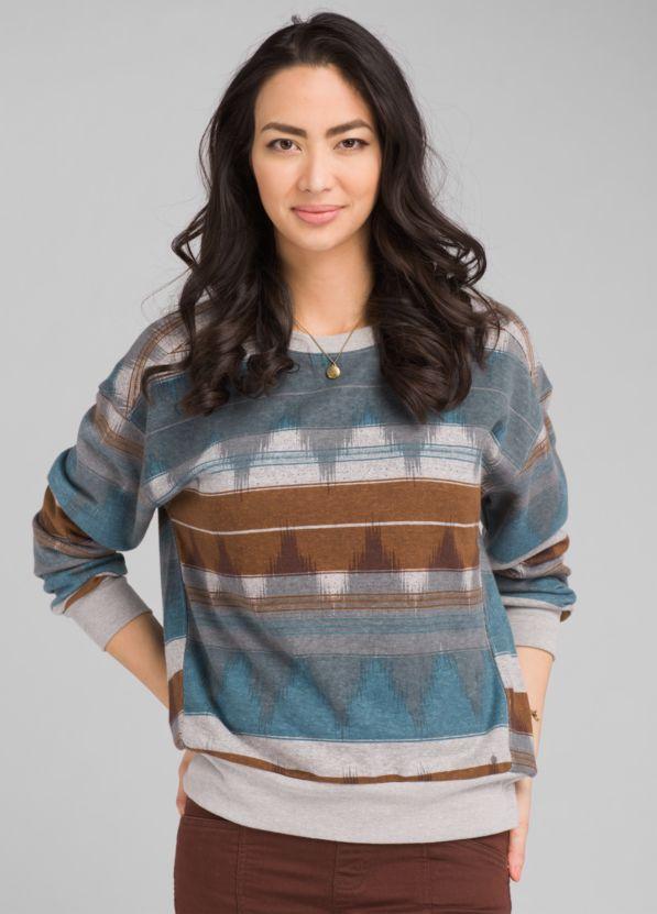 Cozy Up Printed Sweatshirt Cozy Up Printed Sweatshirt