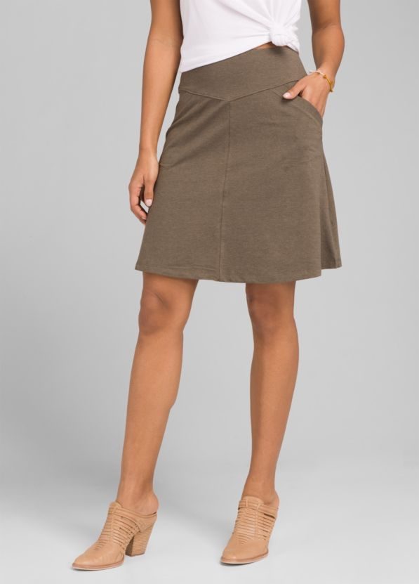 Adella Skirt Adella Skirt, Slate Green