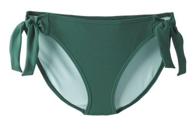 Daravy Moderate Coverage Ribbed Bikini Bottom