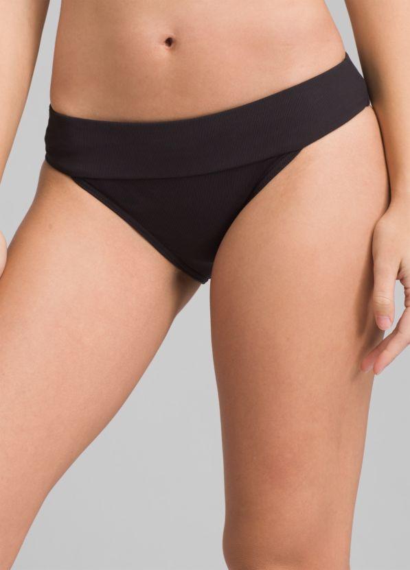 Xochil Cheeky Ribbed Bikini Bottom