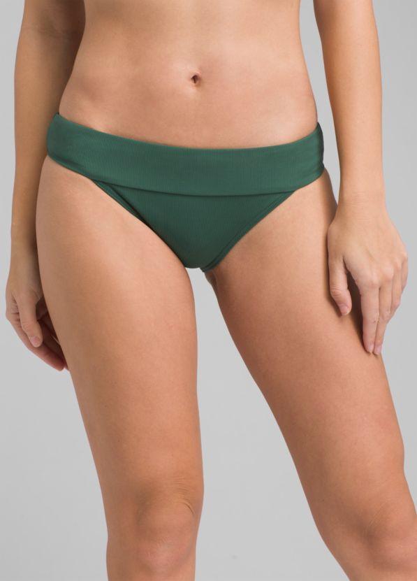Xochil Cheeky Ribbed Bikini Bottom Xochil Cheeky Ribbed Bikini Bottom