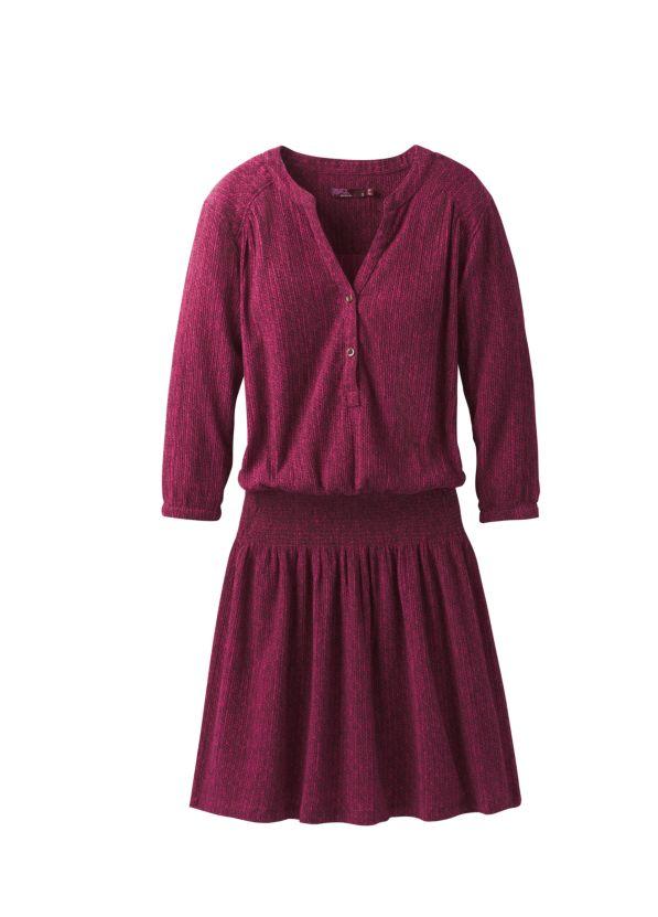 Sugar Pine Dress Sugar Pine Dress, Black Cherry Bodhi