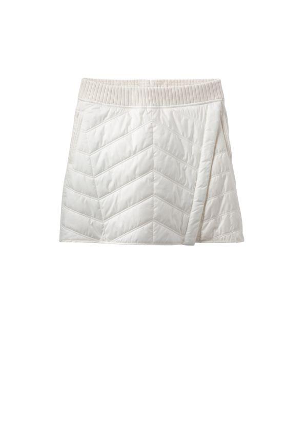 Diva Wrap Skirt Diva Wrap Skirt, Bone