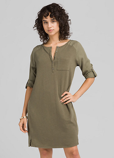 Hensley Henley Dress