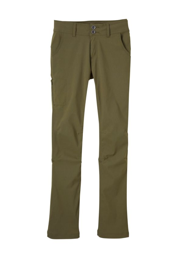 Halle Pant Halle Pant, Cargo Green