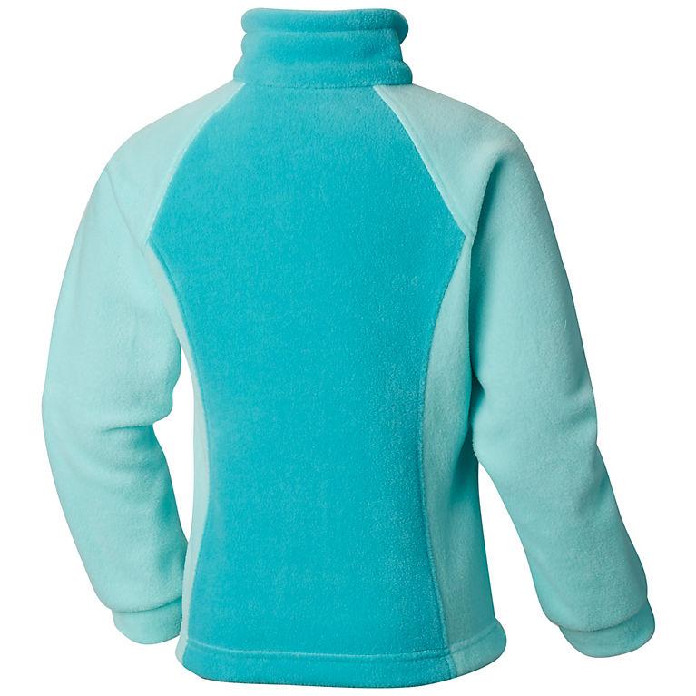 48cc1427678f3 Geyser, Gulf Stream Girls' Toddler Benton Springs™ Fleece Jacket, View 1