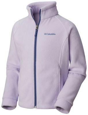 f07658d93 Girls  Benton Springs Zip Up Fleece Jacket