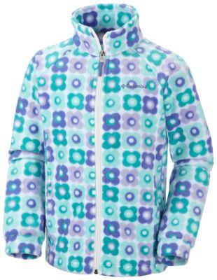 Girls' Benton Springs™ Printed Fleece - Toddler