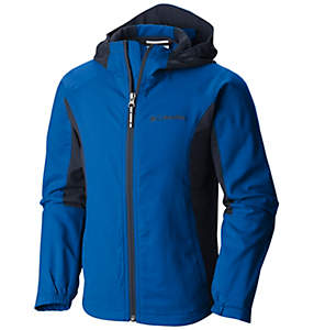 Boys' SplashFlash™ II Hooded Softshell