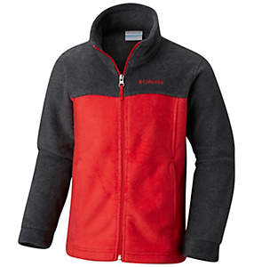 Boys' Steens Mt™ II Fleece Jacket