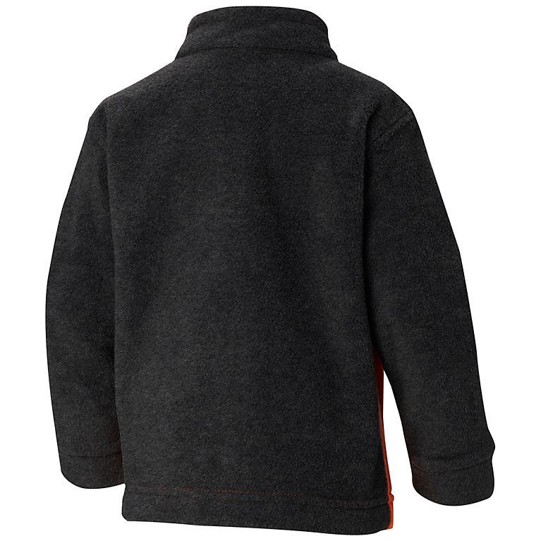 799d14ea3 Charcoal Heather, Tangy Orange Boys' Steens Mt™ II Fleece, View 1