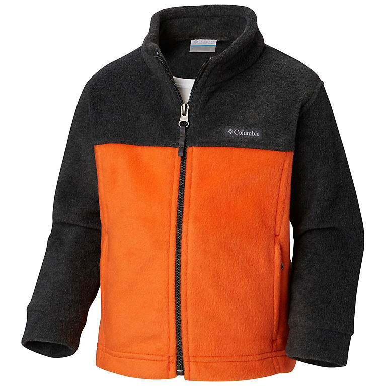 fc462d89d Boys Steens Mountain Zip Up Fleece Jacket
