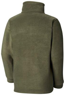 8f529a3cc Boys Steens Mountain Zip Up Fleece Jacket