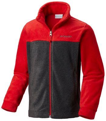 717188888 Boys Steens Mountain Zip Up Fleece Jacket | Columbia.com
