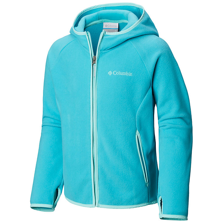 8bc0cb02e305 Toddler Fast Trek Hooded Fleece Jacket