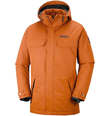 Veste Imperméable Rugged Path Homme , front